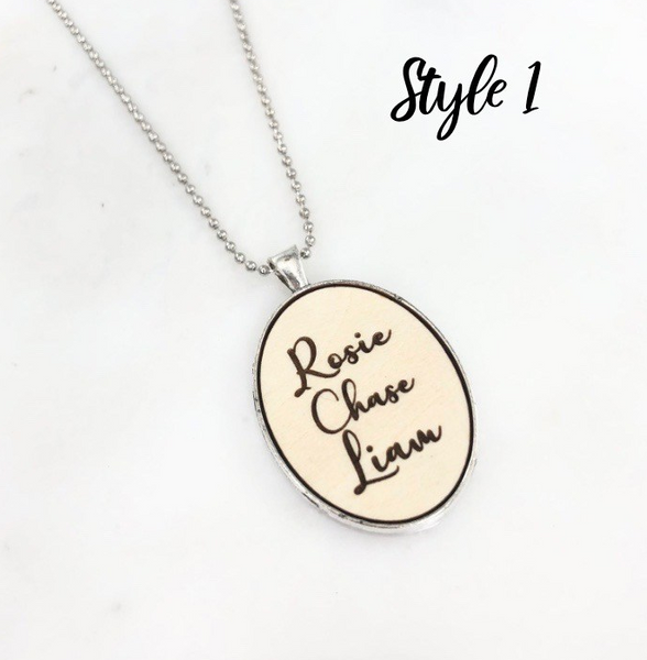 Loved Ones Necklace