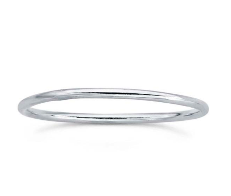 Sterling Silver Stacking RIng