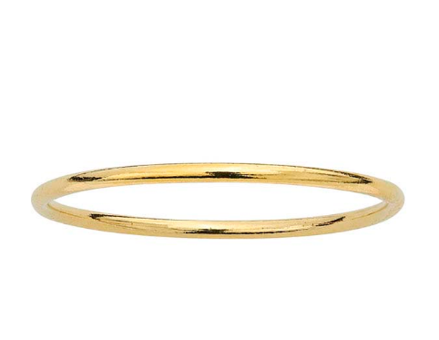 14K Stacking Ring