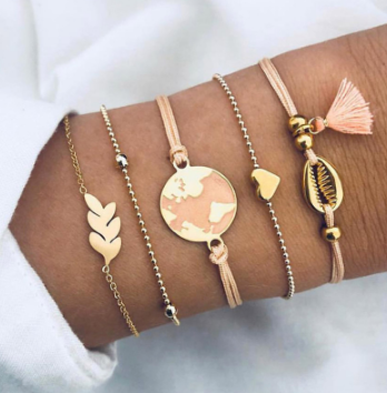 Blush Stacking Set