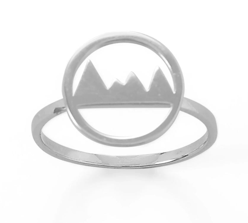 Sterling Mountain Ring