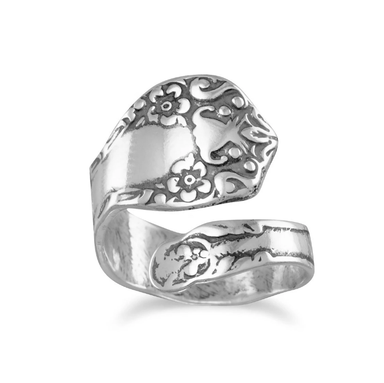 Adjustable Spoon Ring
