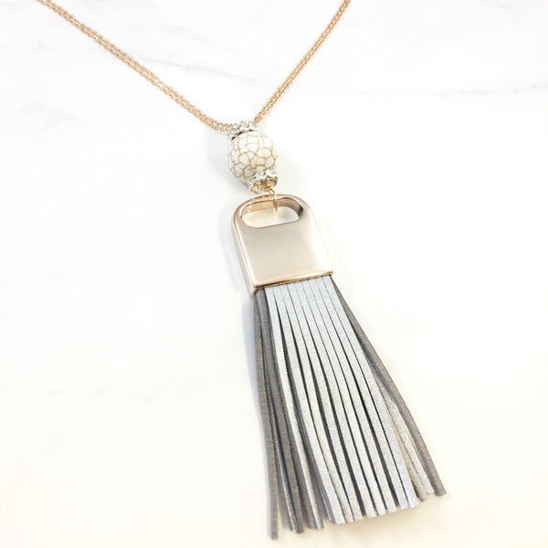 Long Statement Necklaces