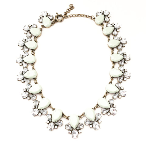 Whisper Statement Necklace