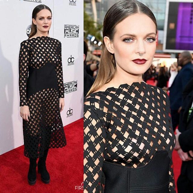 artemes lashes TOVE LO - The American Music Awards 2015