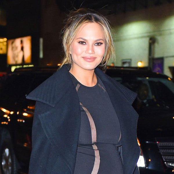 artemes lashes CHRISSY TEIGEN - The Late Show With Stephen Colbert