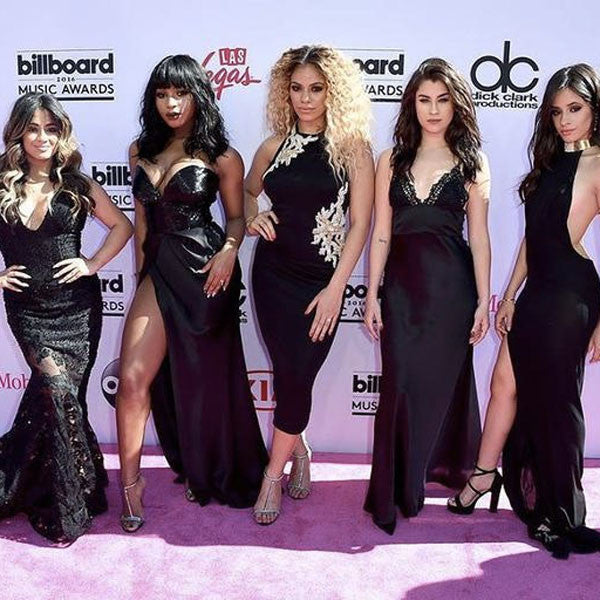 artemes lashes FIFTH HARMONY - Billboard Music Awards 2016