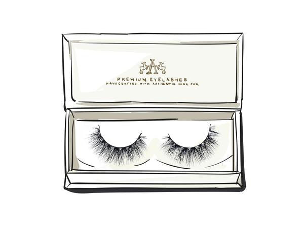 Artemes Lights Out lash