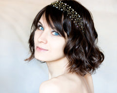 Arsiart  wedding hair accessory