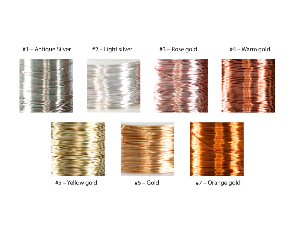 Wire palettes Arsiart