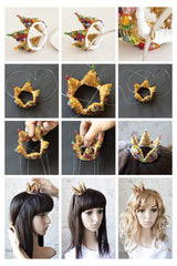 Accessories for photoshoot, Gold crown, Hair accessories kids, Party hair accessories crown, Kids princess crown, For kids, Photoshoot.