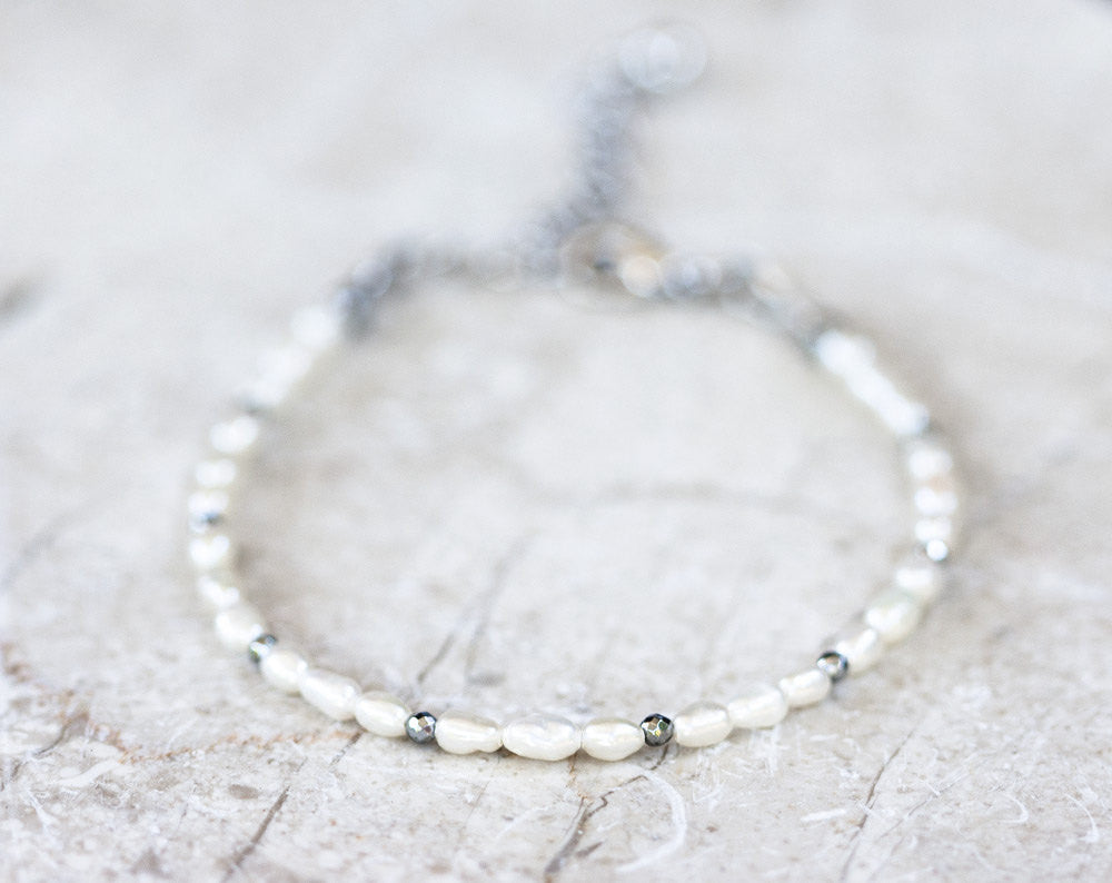 happiness boutique bracelet silver delicate bracelets en set