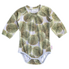 Long sleeve body in Melon Balloons Print