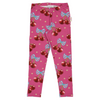 Småtrapp Leggings in Cherries Bouquets Print