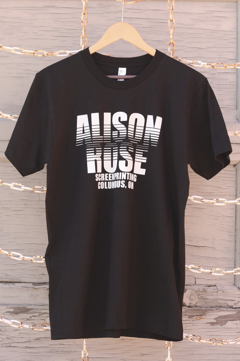Alison Rose Retro Mens T-shirt