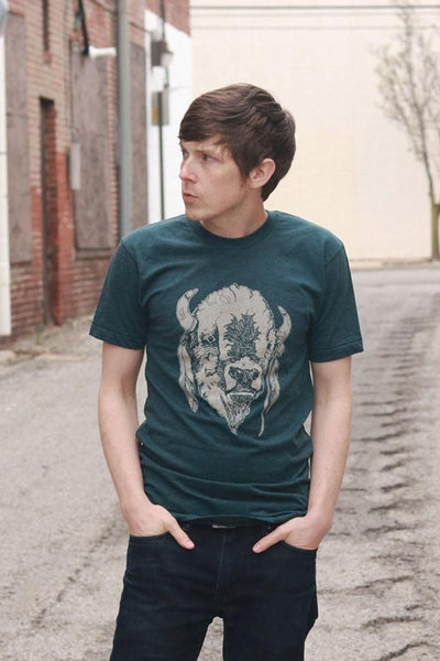 Buffalo Mens T-shirt