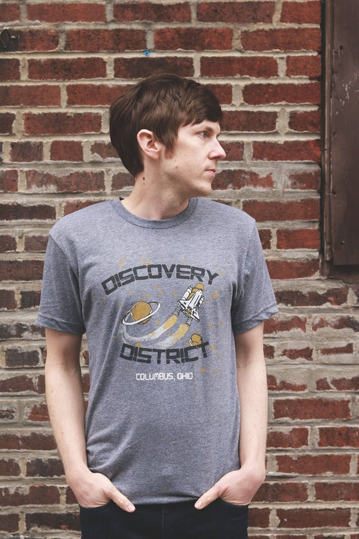 Discovery District Unisex T-shirt