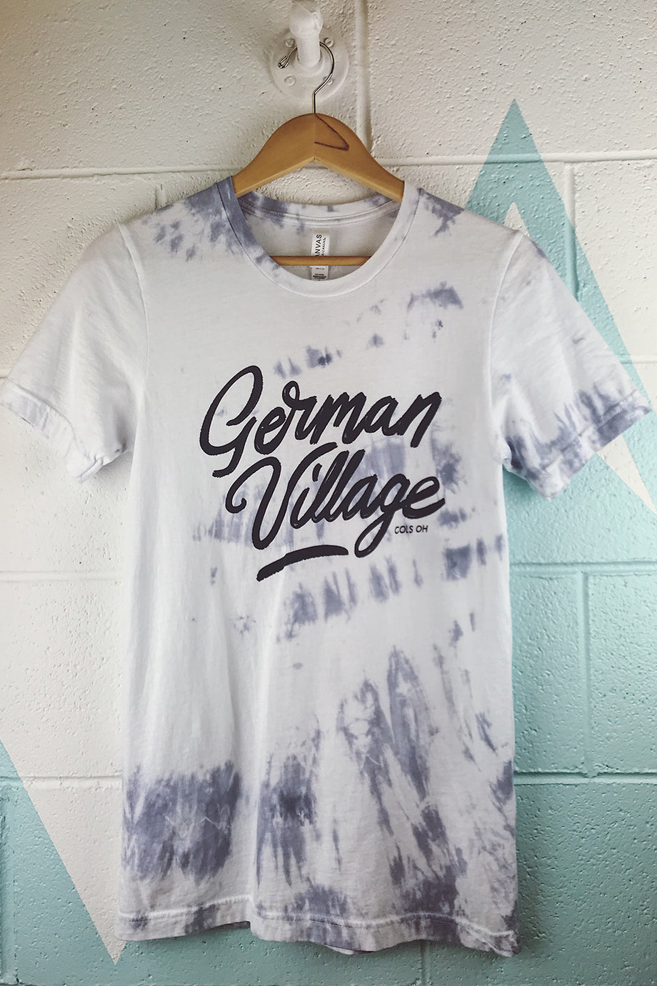 German Village Neighborhood Mens T-shirt