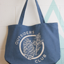 Outsiders Club Jumbo Tote