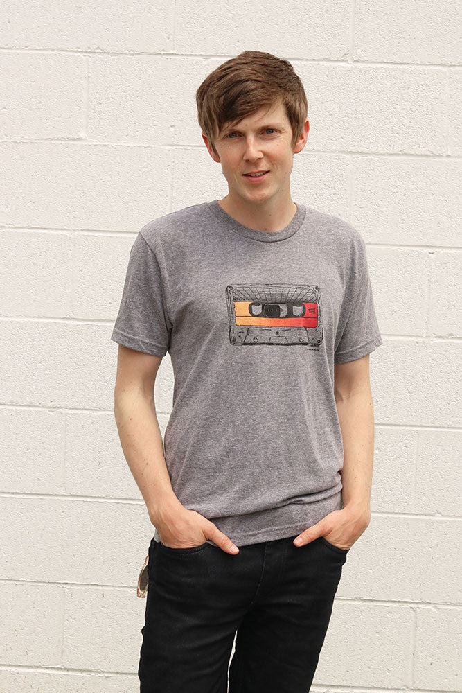 Ohio Re-Mixtape Mens T-shirt