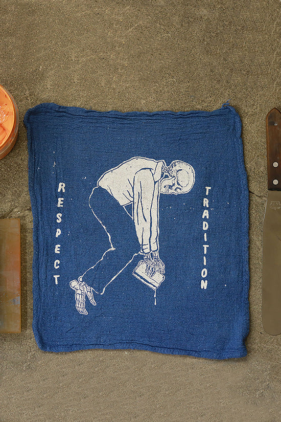 Respect Tradition Shop Rag