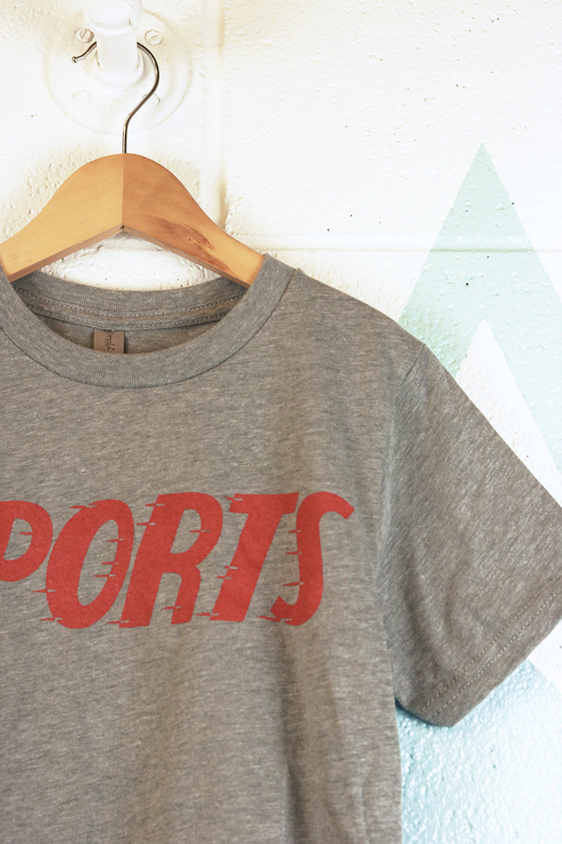 SPORTS Youth T-shirt