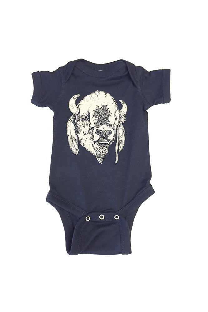 Buffalo Infant Fine Jersey Bodysuit
