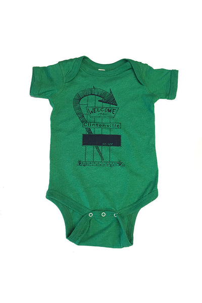Welcome to Clintonville Infant Fine Jersey Bodysuit