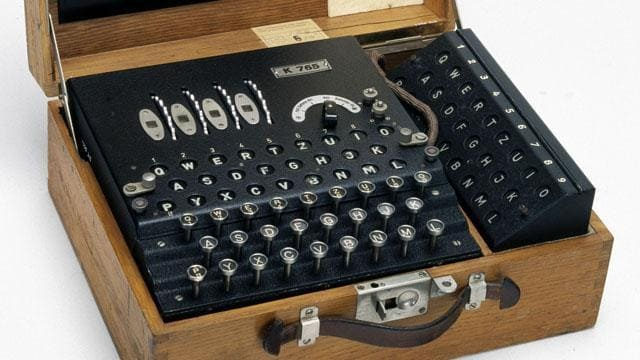 WWII Enigma Spies are TODAY's Cyber Training Ground