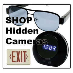 Shop for Hidden Cameras