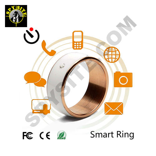 Smart Ring Wearable Technology