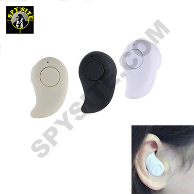 Bluetooth Spy Ear Piece