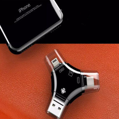 phone memory card reader