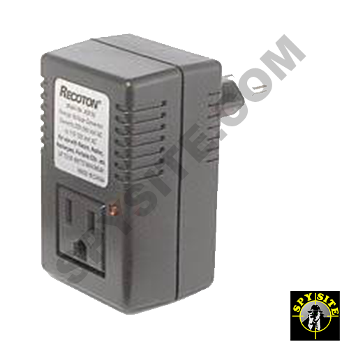 Travel Foreign Voltage Converter
