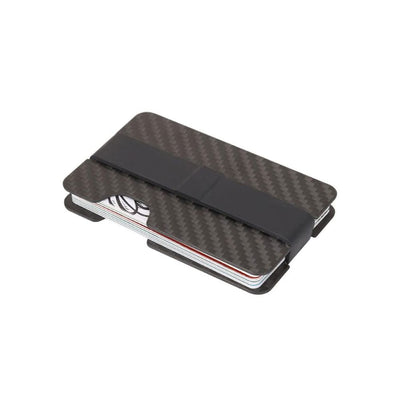 Ultra Light weight Expandable Money Clip RFID Blocking Wallet