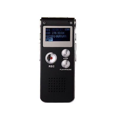 Portable Digital Voice Recorder & Telephone Recording Device