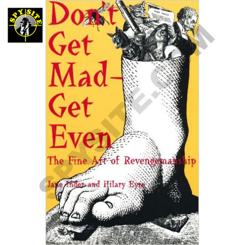 Don't Get Mad Get - A Revenge Book