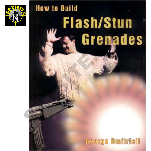 How to Build Flash & Stun Grenades - Guided Book