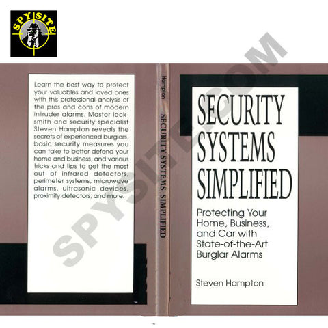 Security Systems Simplified - Protect your home