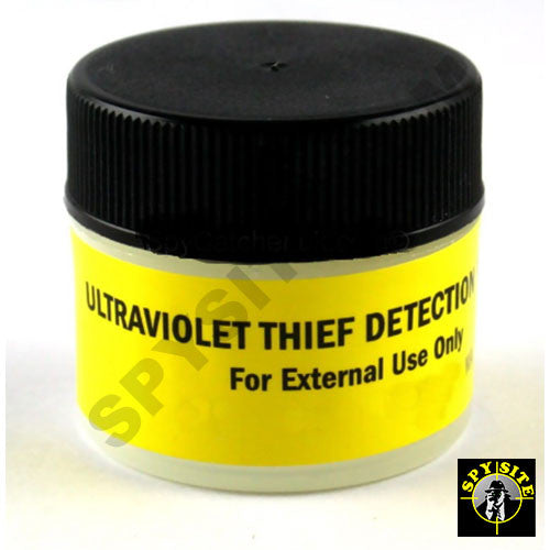 Invisible Theft Detection Powder