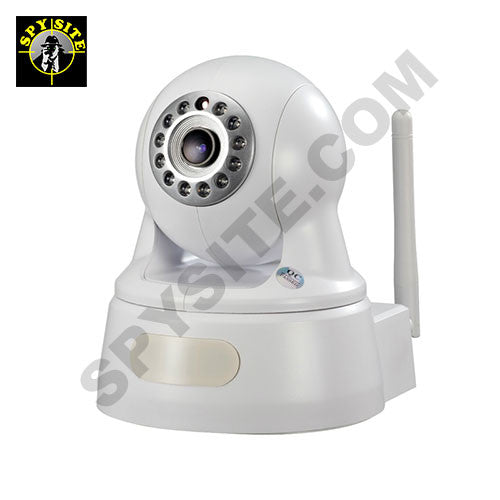 Wireless 1080P PTZ IP Camera for home or business security