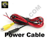 Power cable for car cameras