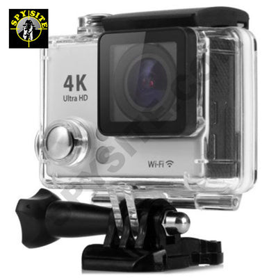 4K Ultra HD GoPro Camera with WiFi and Accessories