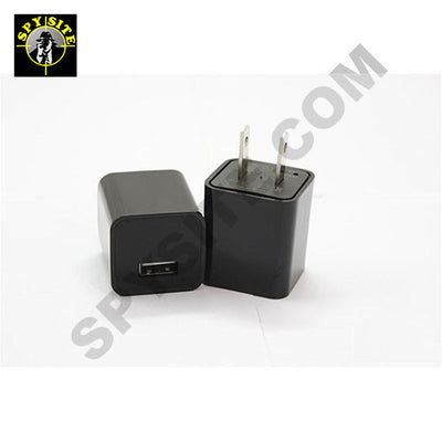 USB power plug camera