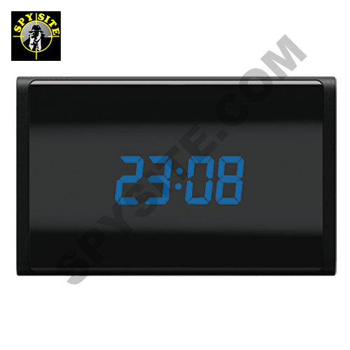 Wifi Spy Desk Clock Camera & DVR
