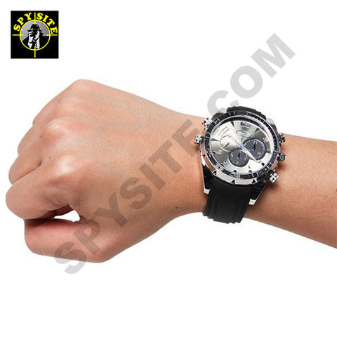 Hidden Spy Watch Camera