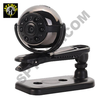 Motion Activated round camera