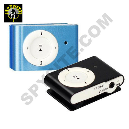 MP3 Player Spy Camera