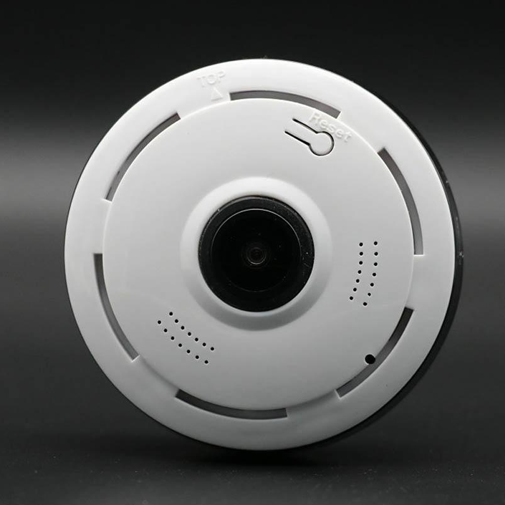 360 Panoramic WiFi Camera with Night Vision DVR