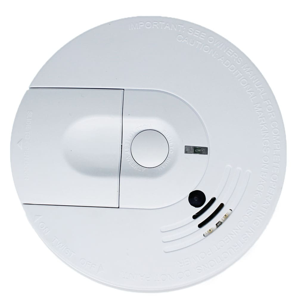 Wifi Night Vision Smoke Detector Spy Camera & DVR- Wireless Hidden Camera